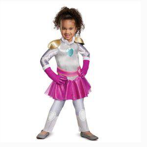 NEW Nella The Knight Classic Child Girl Costume